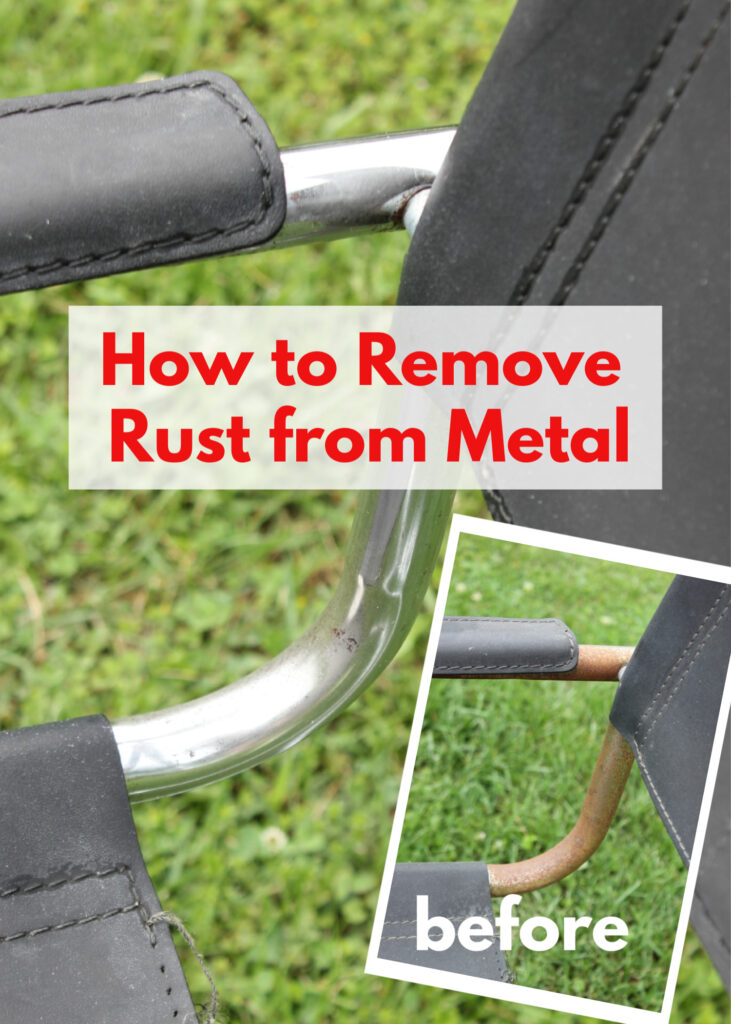 How to Remove Rust from Chrome and Other Metals