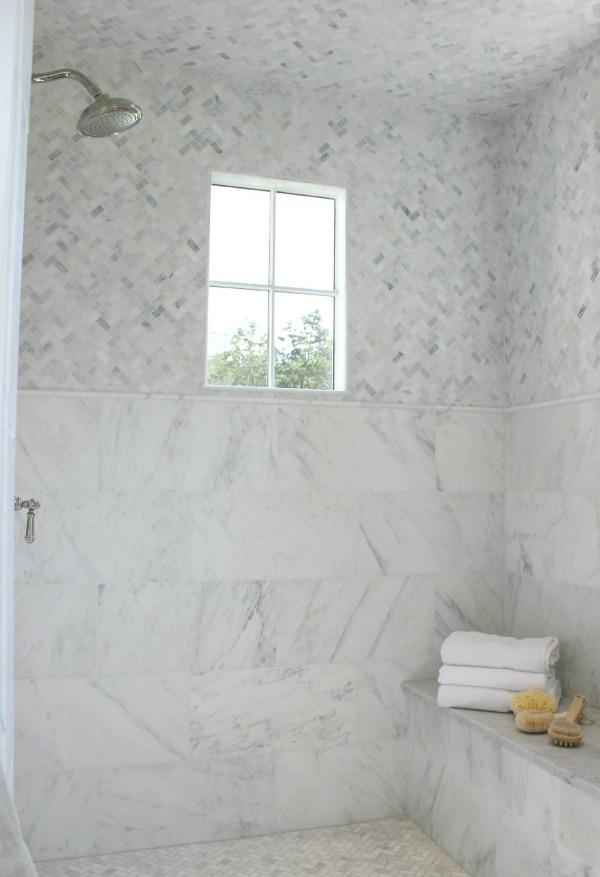 Add a window in the shower.