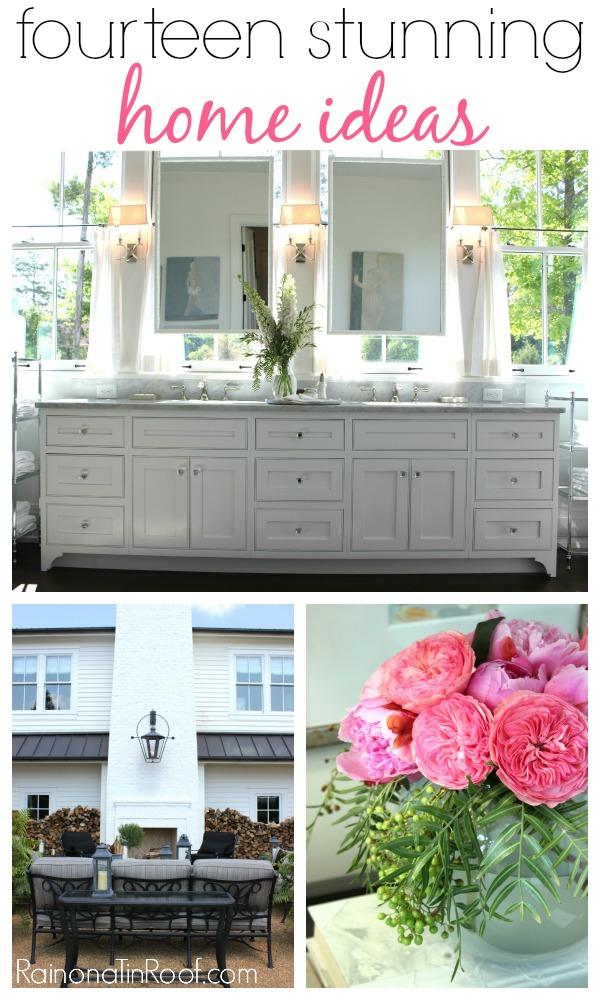 Drop. Dead. Gorgeous! Stunning Home Ideas!