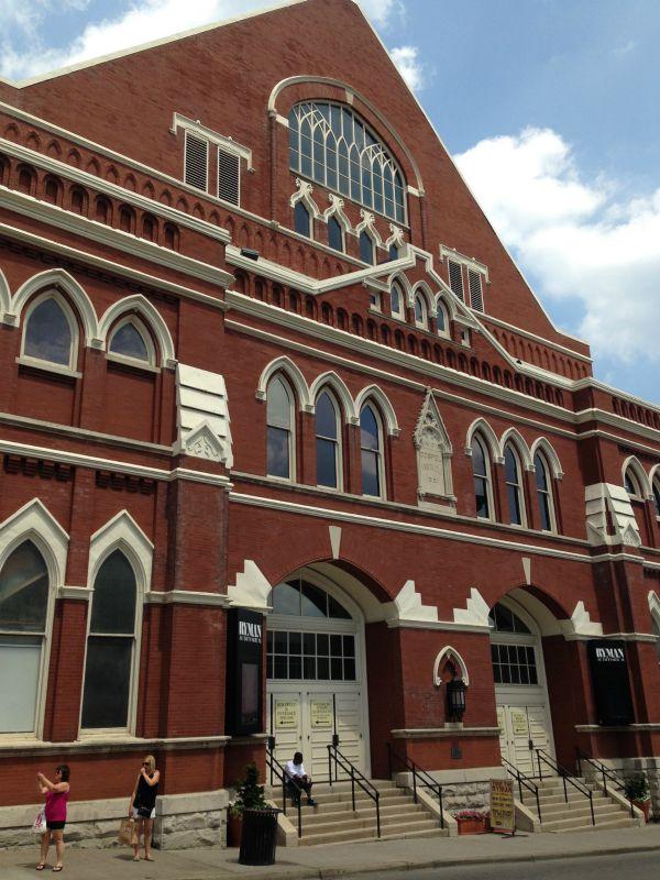 Things to do in Nashville TN • Nashville Attractions • Fun things to do in Nashville • Nashville Tourism • Nashville TN Attractions • Ryman Auditorium