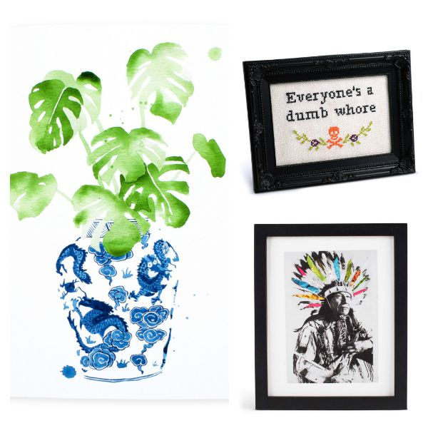 Best Sources for Affordable Wall Art and My Favorite Picks Under $50 - Furbish