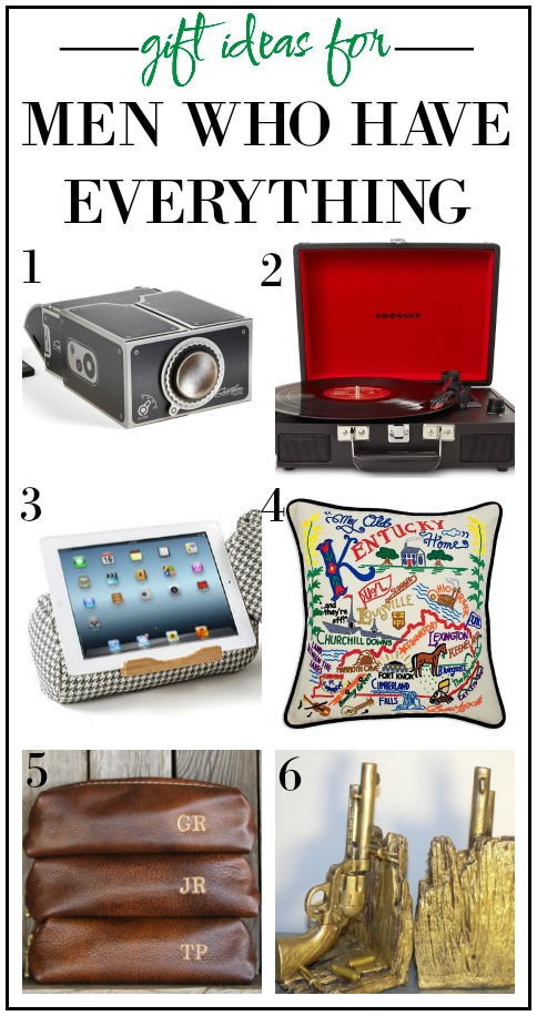The Ultimate Holiday Gift Guide / Gift Ideas for Men / Gift Ideas for Him