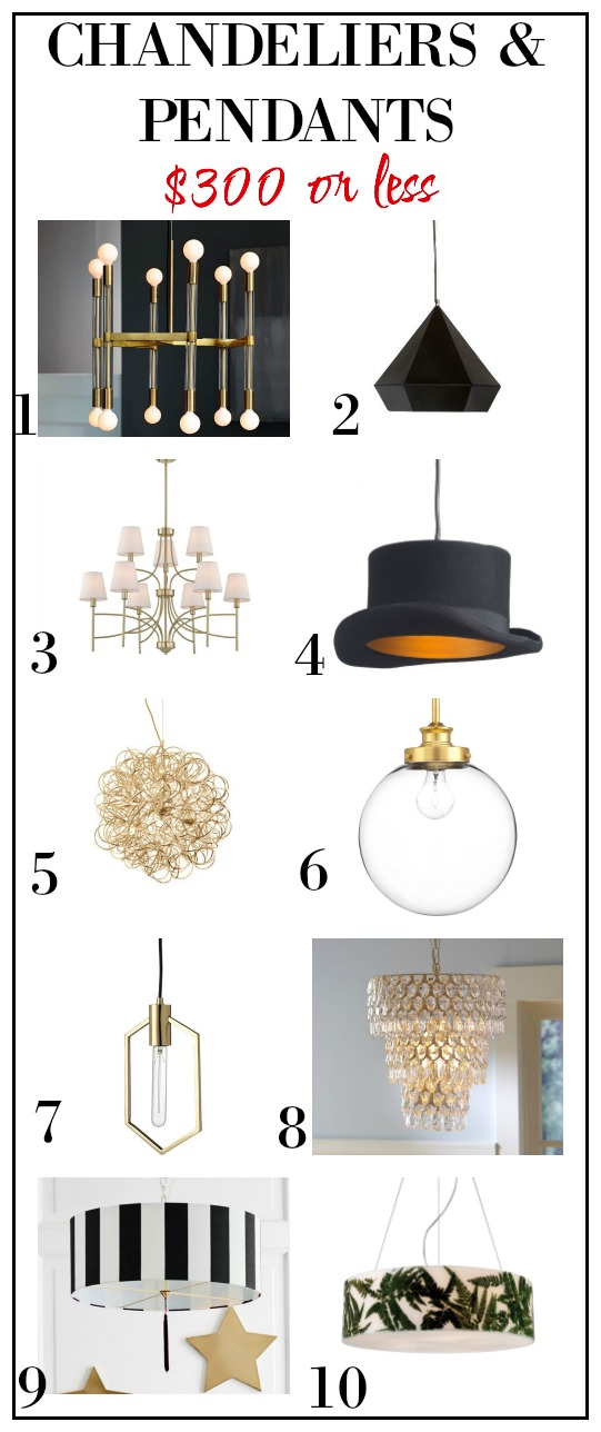Affordable Chandeliers | Affordable Pendants | Affordable Lighting Fixtures | Affordable Light Fixtures | Affordable Lights