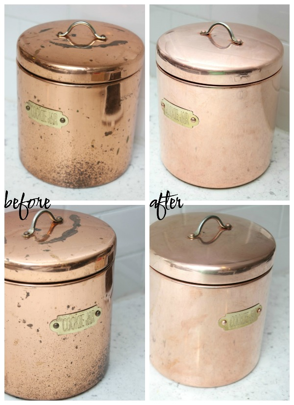 How to Clean Copper | Restore Copper | Clean Copper Pots | Cleaning Tip | Cleaning Hack | Kitchen Cleaning Tip