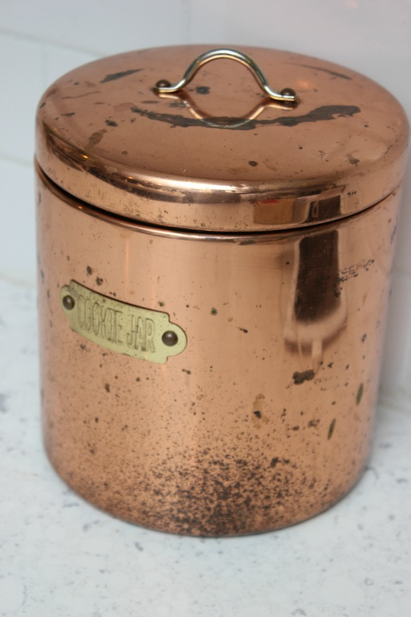 How to Clean Copper and Restore It using water, one product, and a little elbow grease will make your copper look new in no time. A MUST TRY! Great cleaning tip!