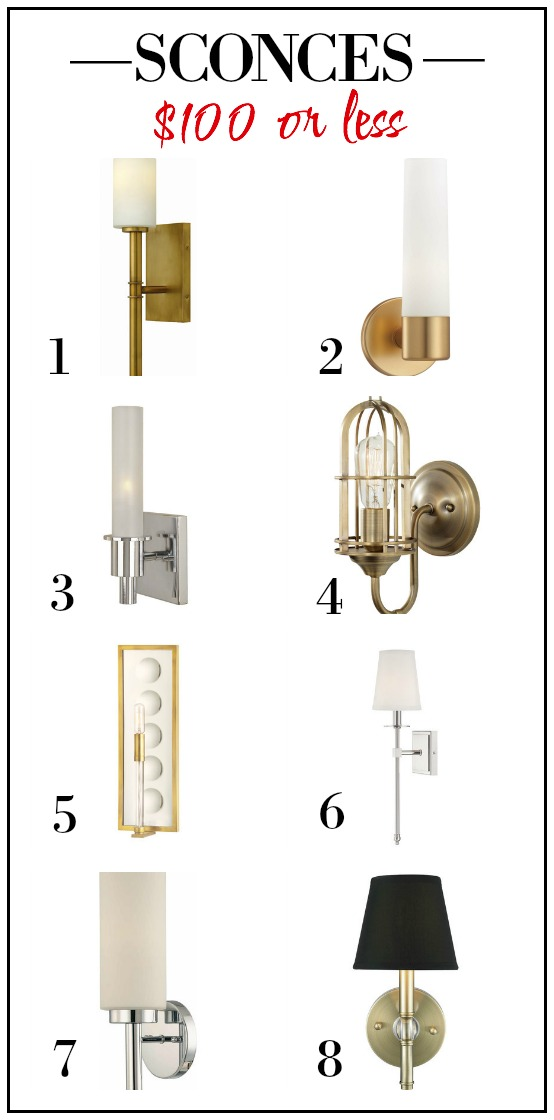 Affordable Sconces | Affordable Sconce Lights | Affordable Lighting Fixtures | Affordable Light Fixtures | Affordable Lights