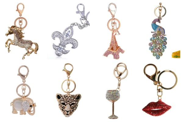 Keychains for Lamp Tassels