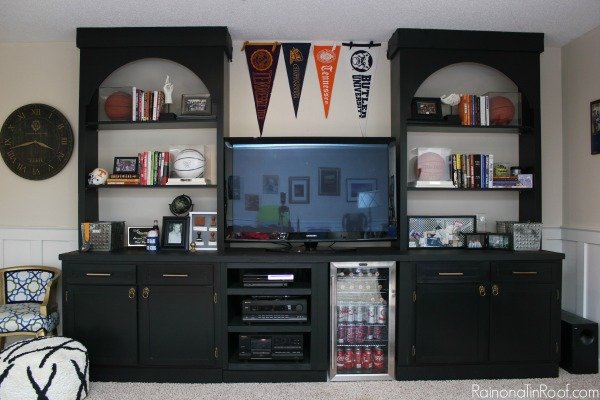 Spring Home Tour: The Evolution of Style | The Man Cave Built-Ins