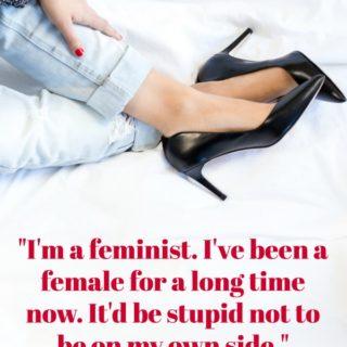Maya Angelou Feminist Quote