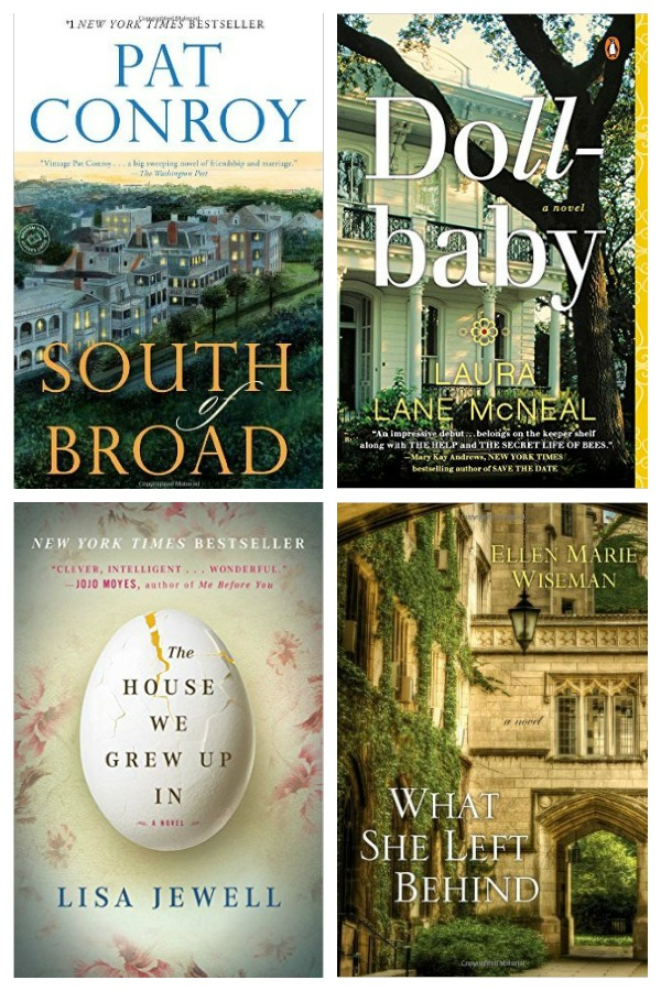 The latest and greatest reads - if you're a bookworm, you can't miss this post!
