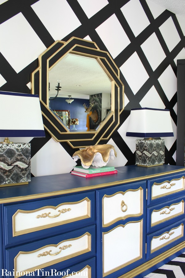 Wall Paint Design Ideas With Tape That Will Completley Transform A Room