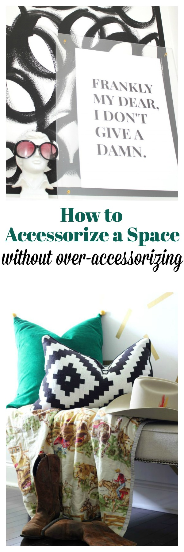 How to Accessorize Your Home | Decorating Ideas for the Home | Decorating on a Budget | How to Accessorize Your Living Room | DIY Decorating