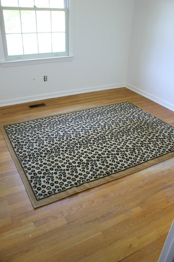 Area Print Rugs Sale Leopard
