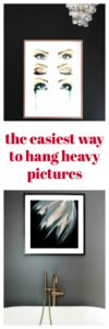 How to Hang Heavy Things   How to Hang Heavy Objects   How to Hang a Heavy Picture   How to Hang a Heavy Mirror   How to Hang Pictures