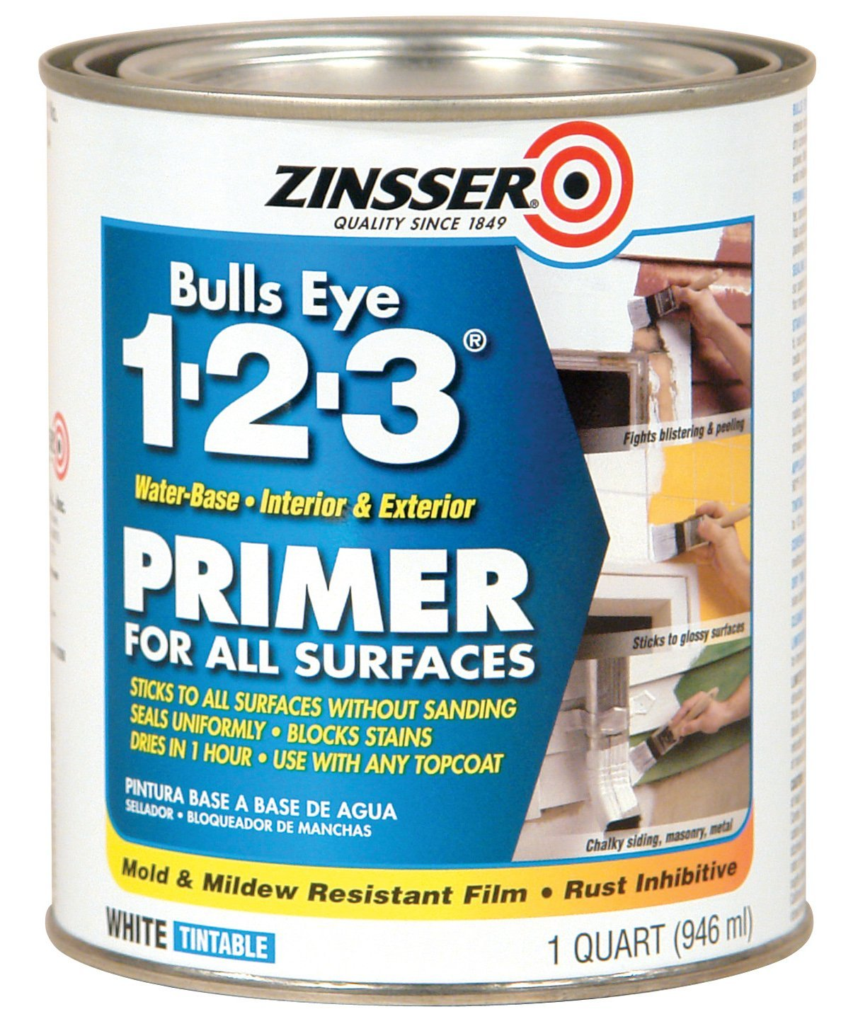 Types of Paint: Zinsser Primer