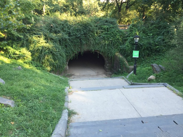 I'm pretty sure that's the bridge where they threw the rice in Home Alone.