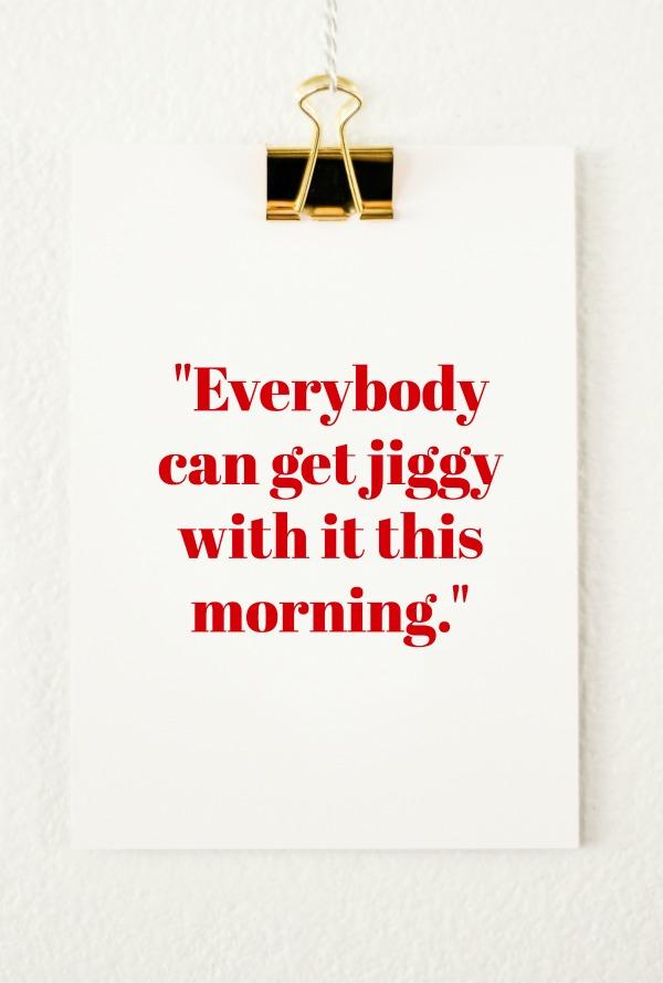 Freak Show Friday: Everybody gettin' jiggy with it.