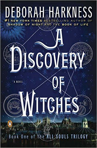 The Best Ghosts, Witches and Such Books | A Discovery of Witches by Deborah Harkness