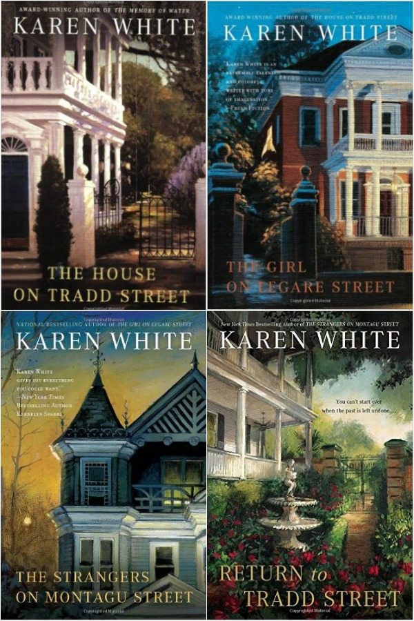 The Best Ghosts, Witches and Such Books | The Tradd Street Series by Karen White