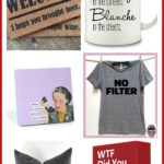 Hilarious list of gift ideas for your blunt friend! These are so good!