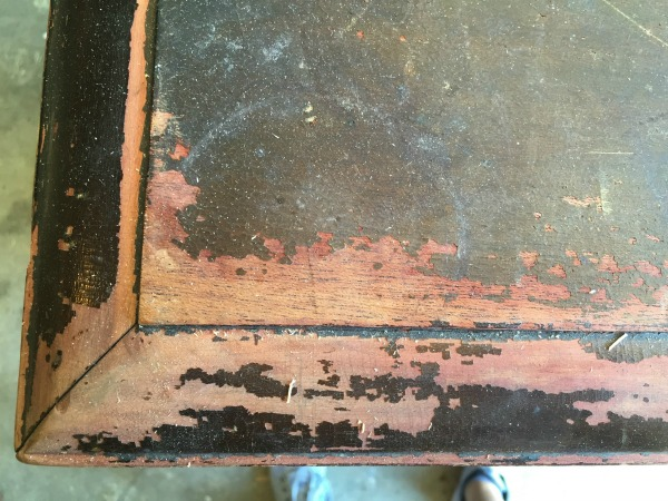 Do you have to sand before painting - sanding wood before painting it.