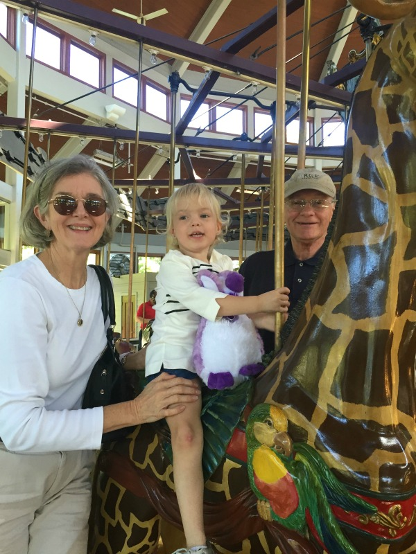Coolidge Park: Things to Do in Chattanooga, Tennessee - a great spot for families!