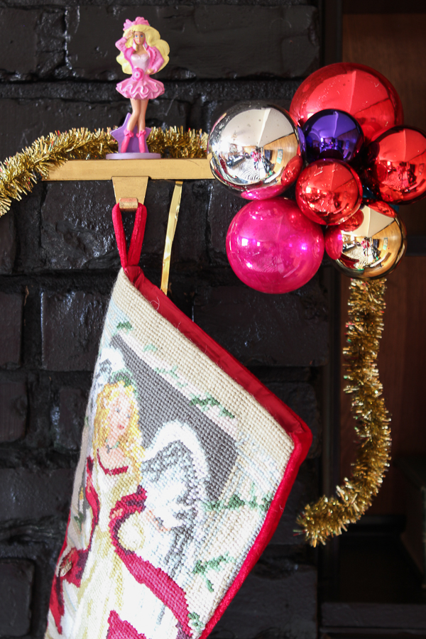Homemade Stocking Holders