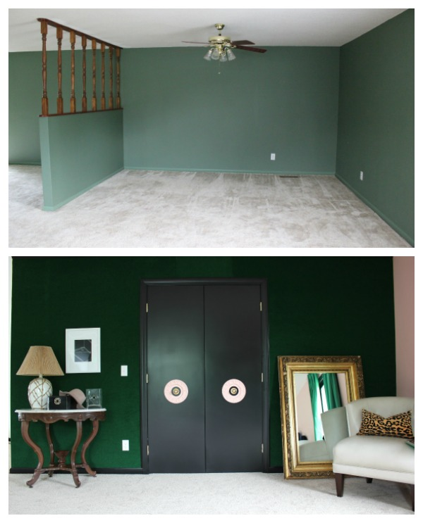Think split-levels are too dated? Think again! This split-level renovation will show you just how great a split-level home can look! Full of DIY Projects!