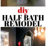 DIY Half-Bath Remodel