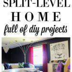Split Level Remodel | Split Level House | Bi Level Home | Bi Level Remodel | Split Level Entry | Split Level Living Room