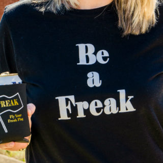 Fly Your Freak Flag Coozie