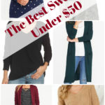 A list of the best sweaters for fall that are under $50!