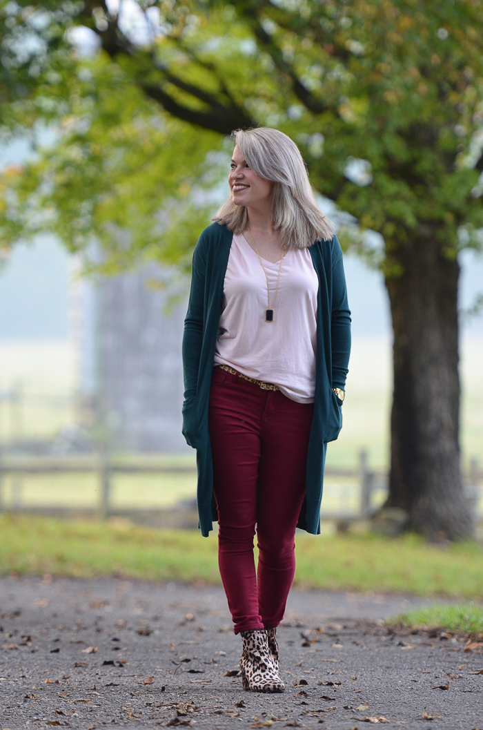 Effortless Fall Outfits - affordable, casual and easy to put together fall outfits.