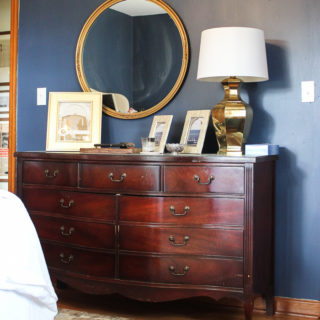 Farmhouse Updates: The Master Bedroom