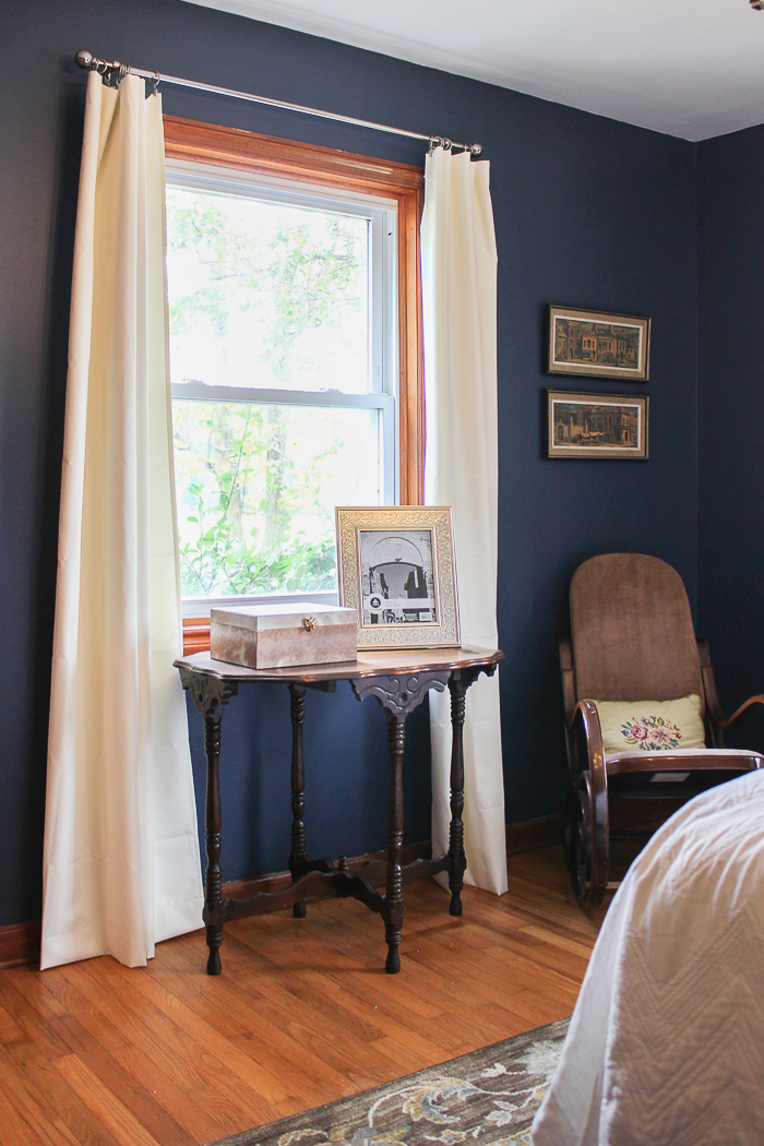 Farmhouse Updates: The Master Bedroom