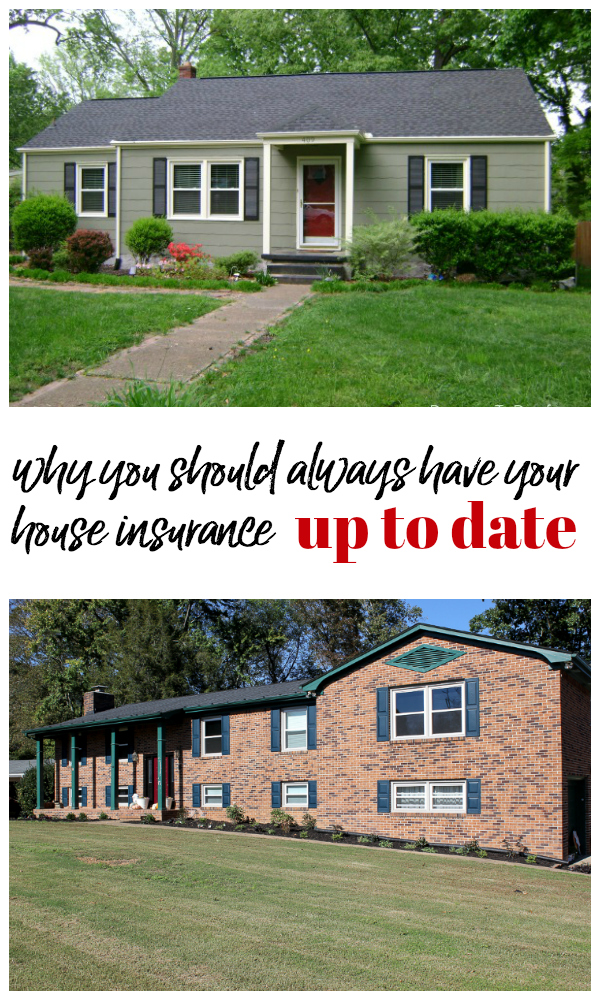 Why You Should Always Have Your House Insurance Up to Date