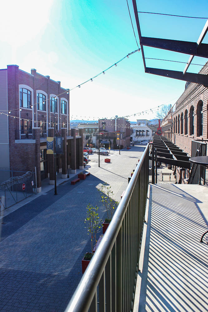 What to Do in Chattanooga - Station Street, where it's legal to have an open container.