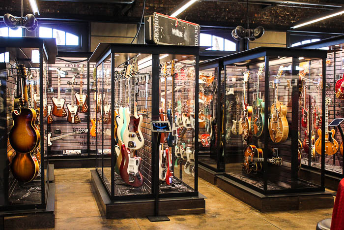 Things to Do in Chattanooga - Visit Songbirds, a guitar museum at the Chattanooga Choo Choo Hotel.