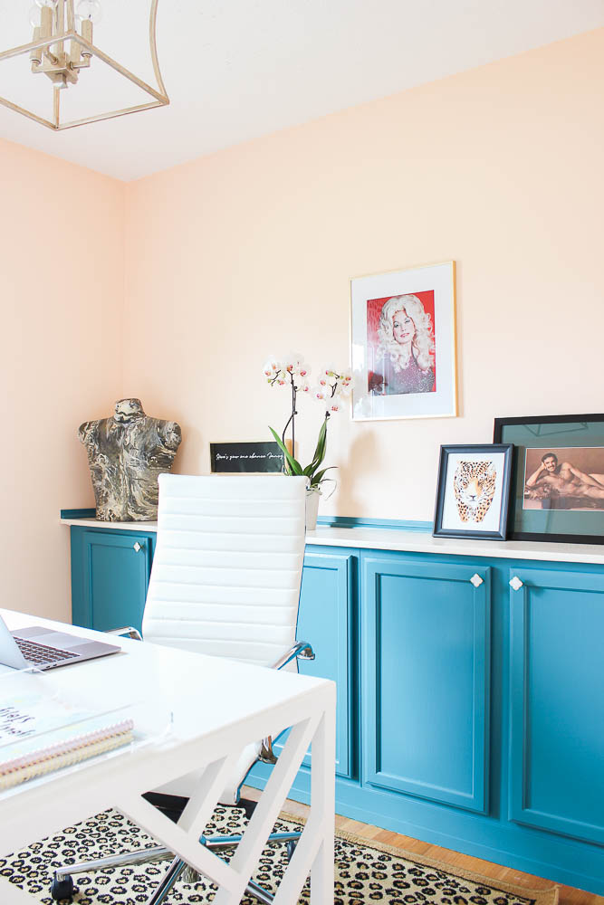 Home Office Makeover with Budget-Friendly DIY Projects that Look High End