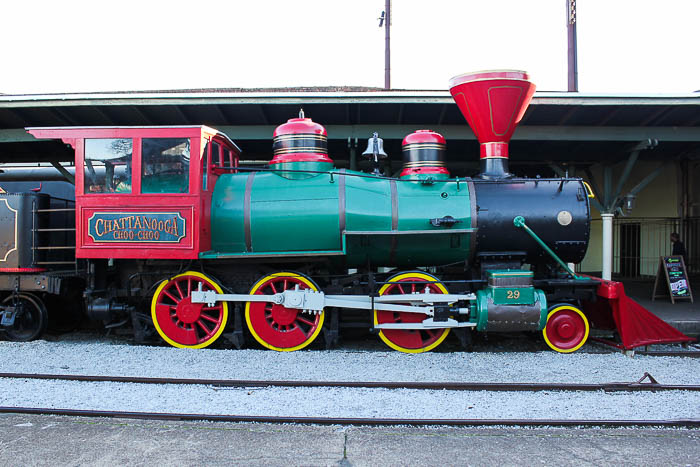 Things To Do in Chattanooga - Visit the Chattanooga Choo Choo - great for kids!