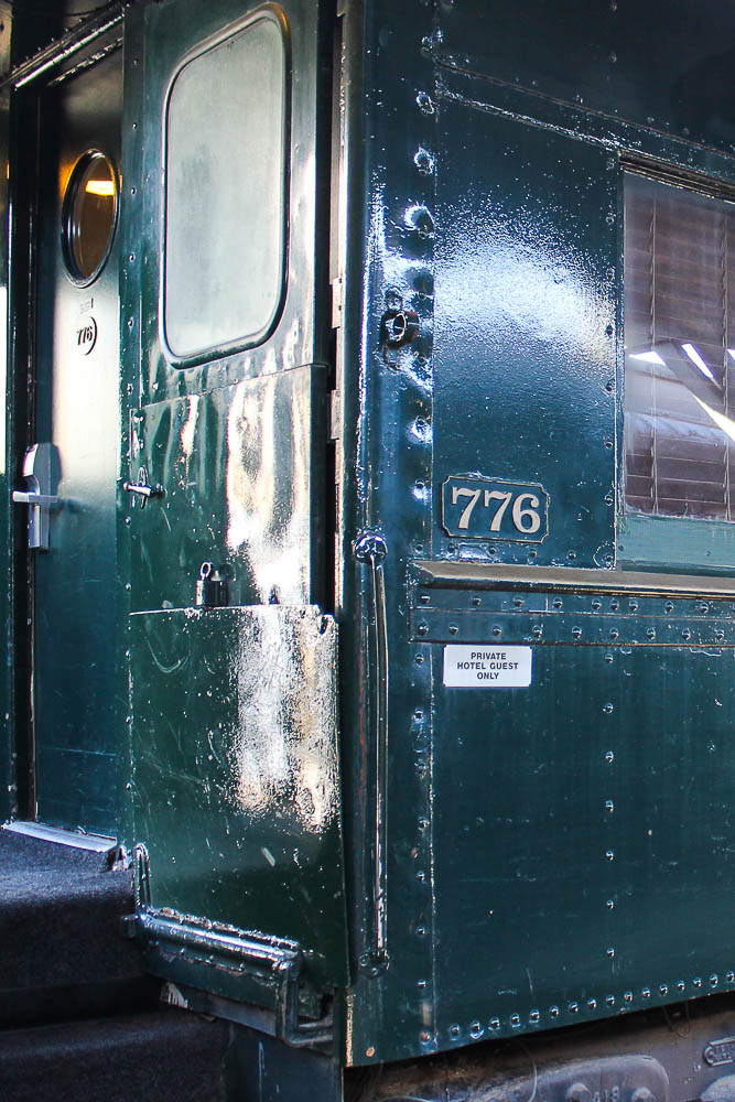 Where to Stay in Chattanooga - Stay overnight in a train car at the Chattanooga Choo Choo Hotel!