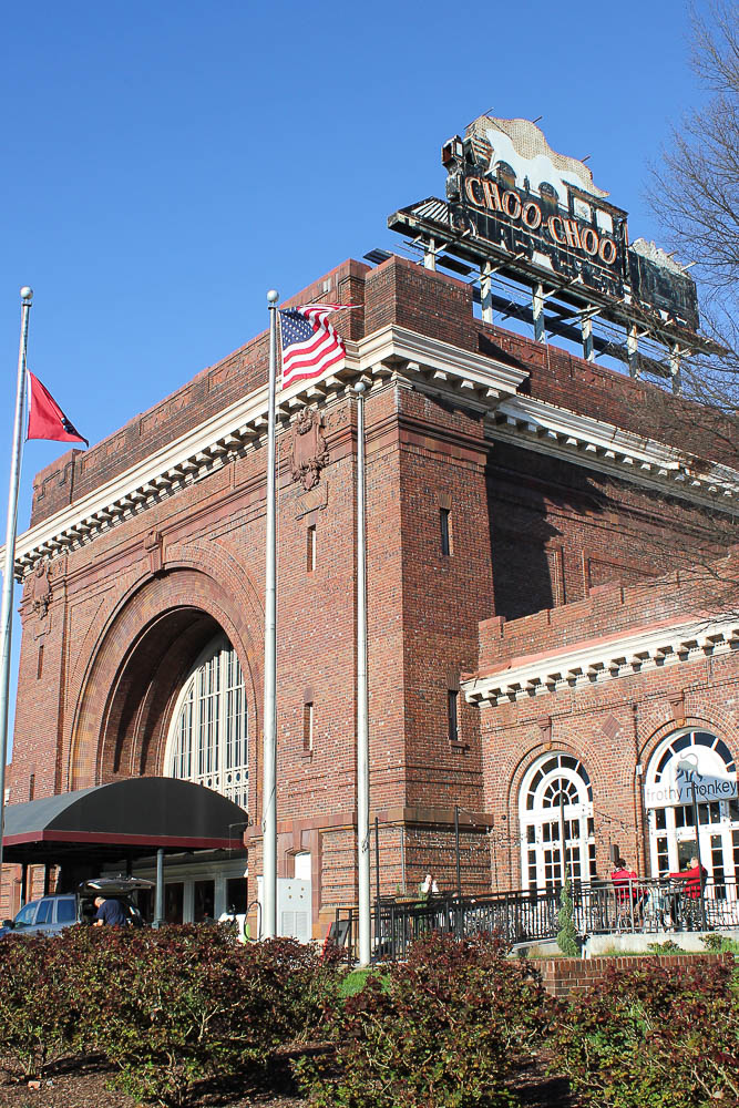 Where to Stay in Chattanooga - The Chattanooga Choo Choo Hotel