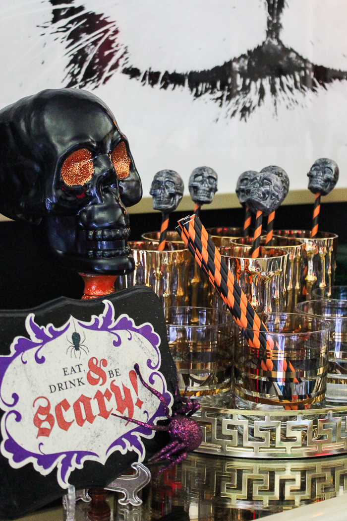Halloween Treat Decor Ideas