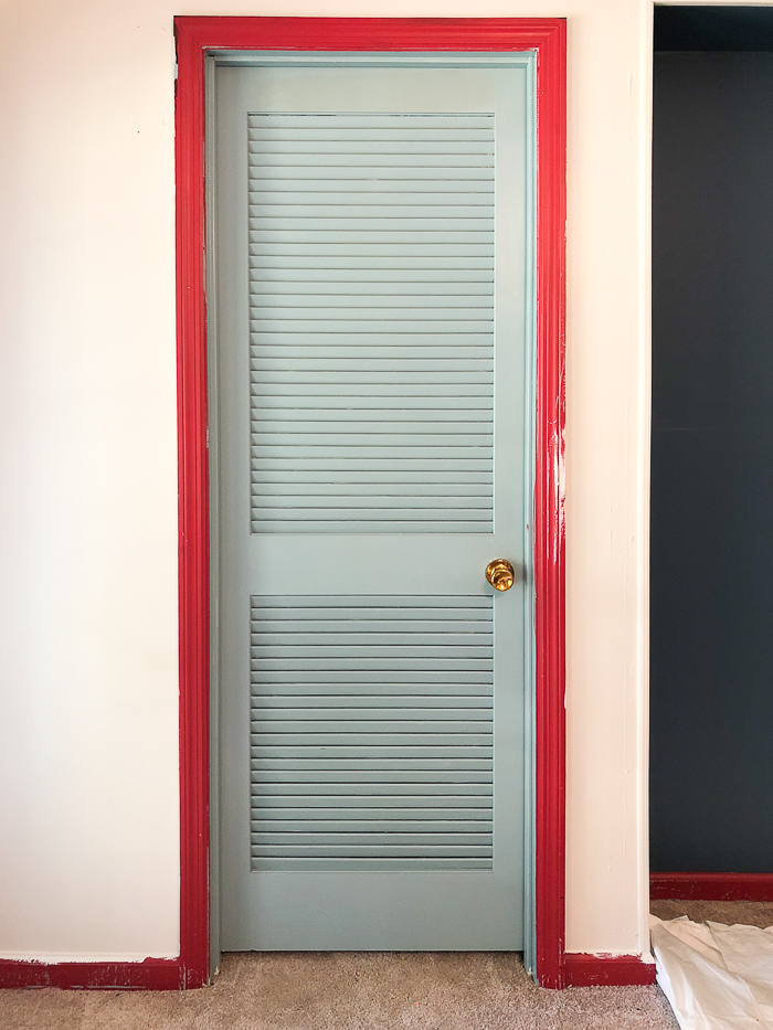 Louvered Closet Door Ideas