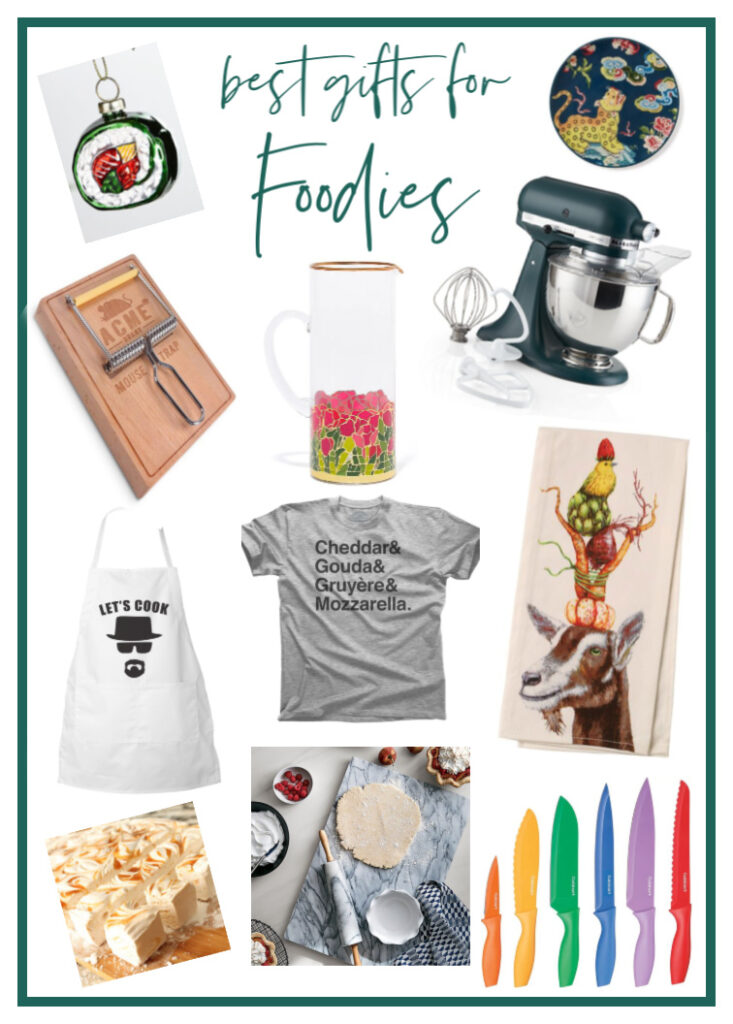 Best Gifts for Foodies
