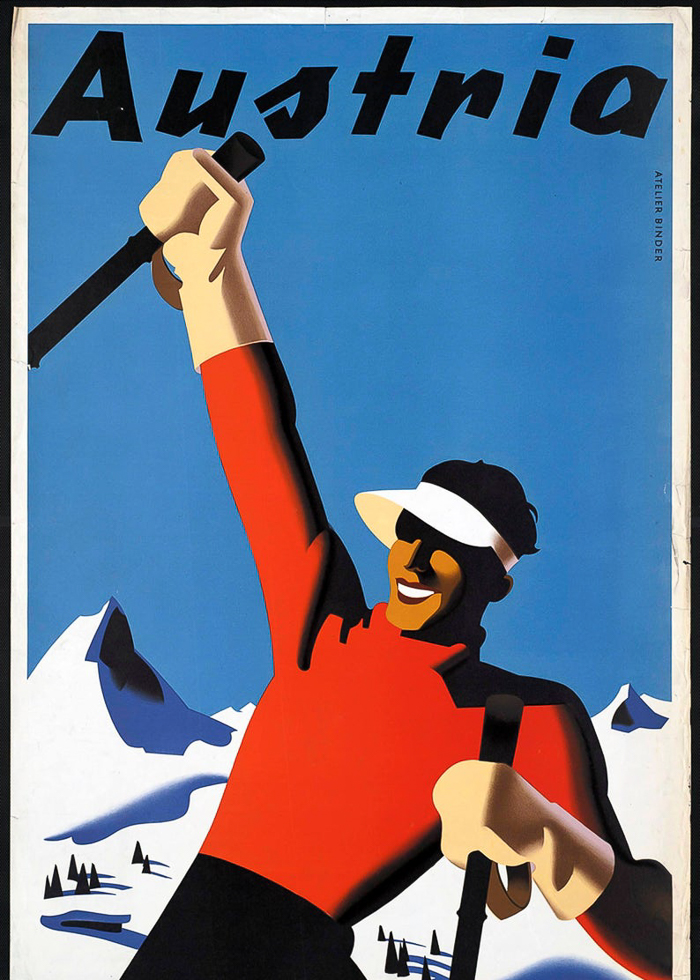Vintage Travel Posters - Gift Ideas