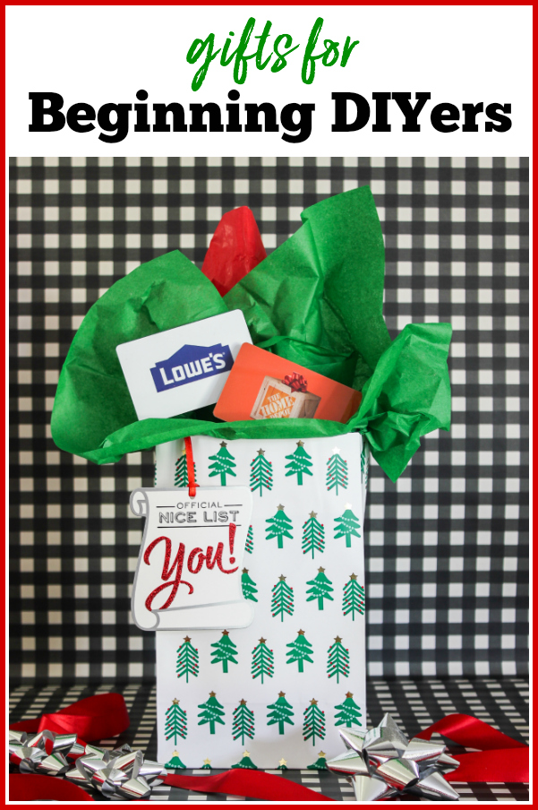 Gifts for Beginning DIYers