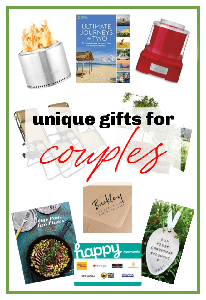Unique Gifts for Couples