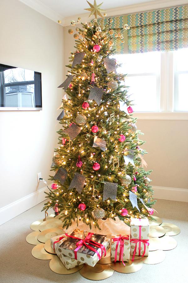 Glam Christmas Decorating Ideas