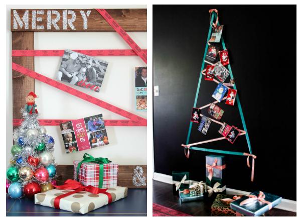 Affordable Christmas Card Displays